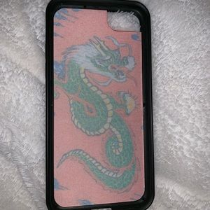 los angeles 25b76 9d2f5 Red Dragon WILDFLOWER Case